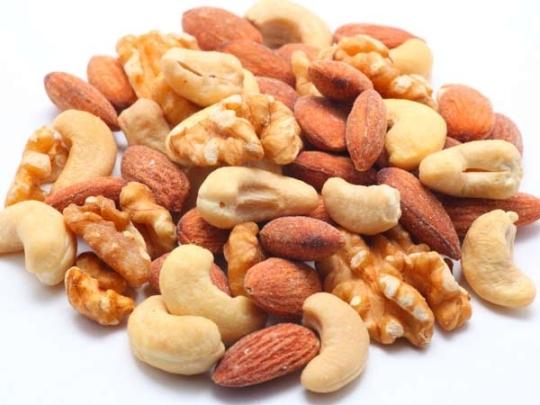 Dryfruit Nuts