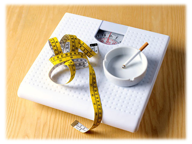 Weight Gain While Quitting Smoking