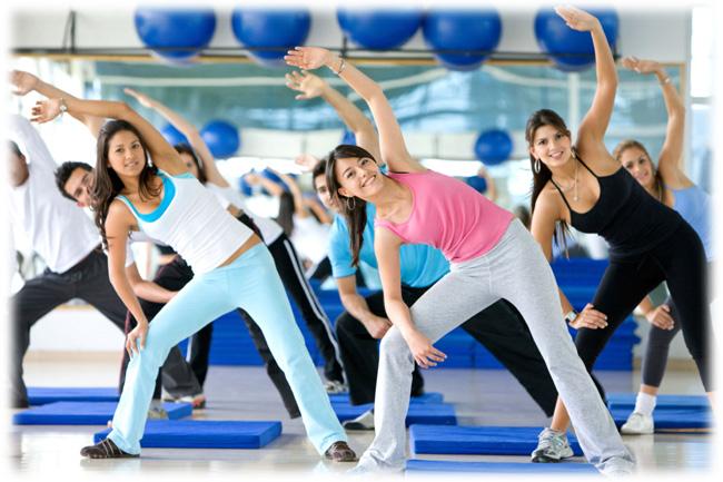 aerobics health