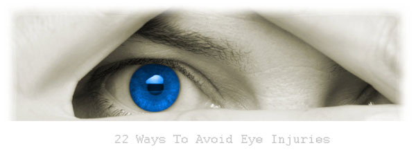 eye injury prevention