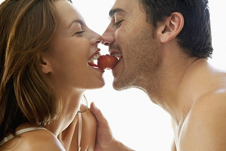 Foreplay In Lovemaking