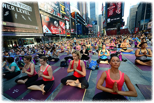 Top Most Yoga Practicing Cities in US
