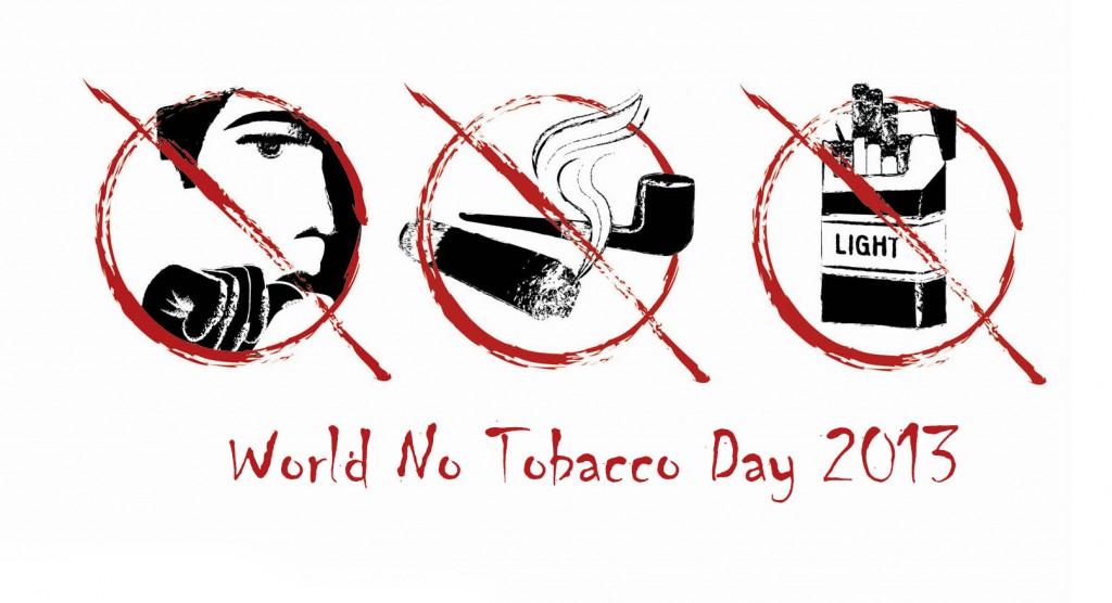 World No Tobacco Day 2013