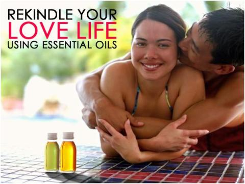 sensuality essential oils