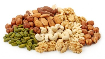 Nuts and Seed veg protein source