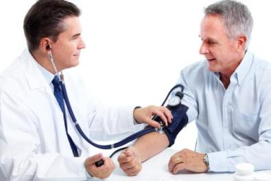 High blood pressure – control before they hold you