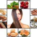 Nutrition for healthy hair