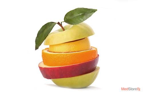 Acidic fruits